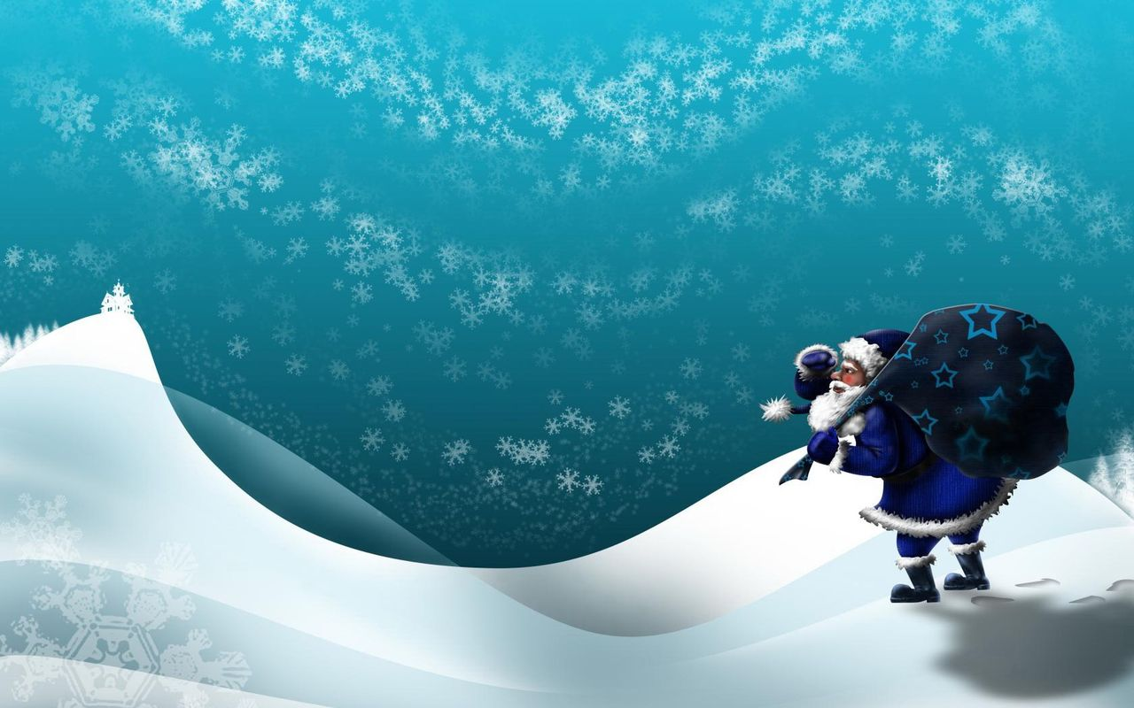 Free Christmas wallpaper for android tablet pc Asus Eee Pad 1280x800