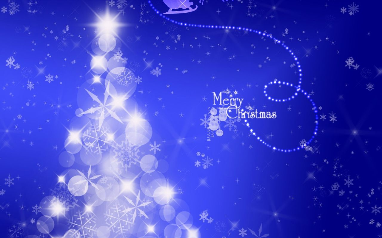Free New Year background image for pad computer Archos 28 1280*800
