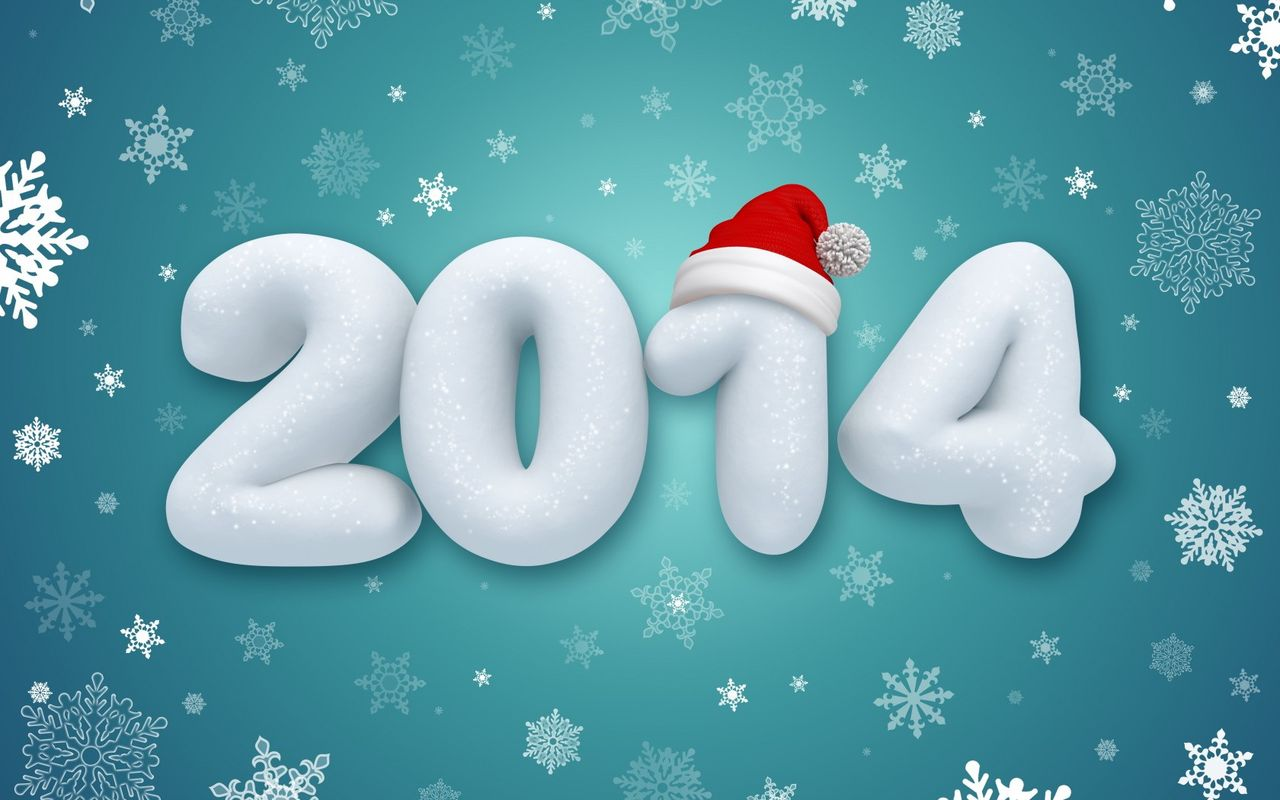 New Year background image for your android tablet Samsung Galaxy Tab 10.1 1280x800