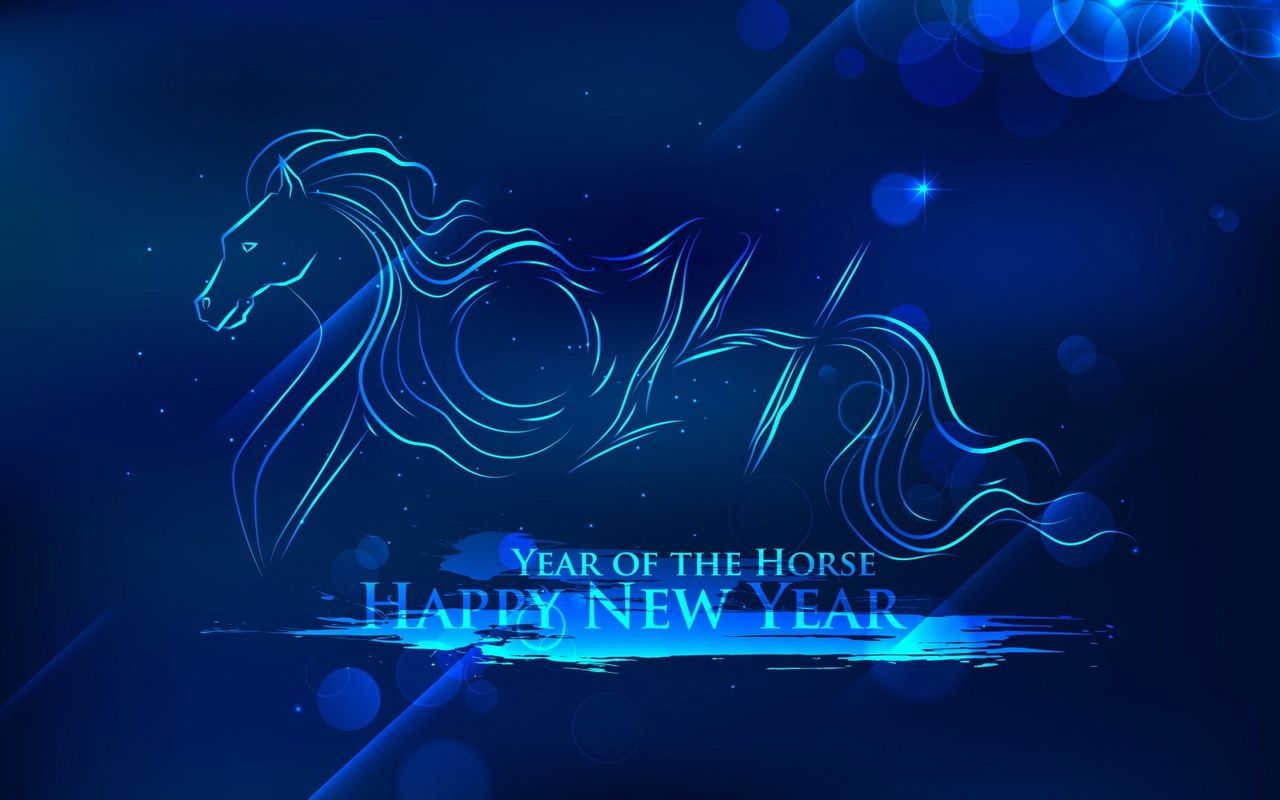 New Year image for your tablet pc LG Optimus Pad 1280x800