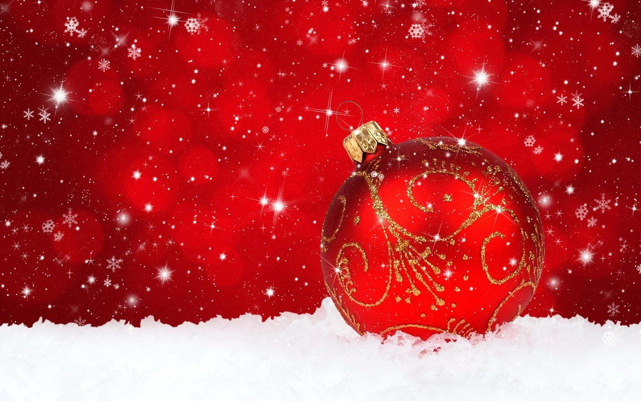 Christmas background image for your android tablet Morotolla Xoom 1280*800