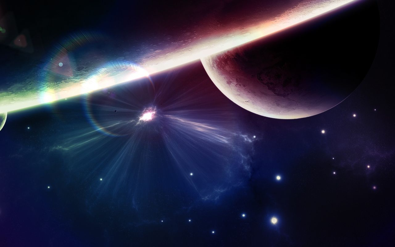 Space Wallpaper Tablet
