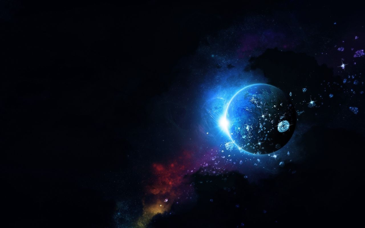 Space Wallpaper For Tablet