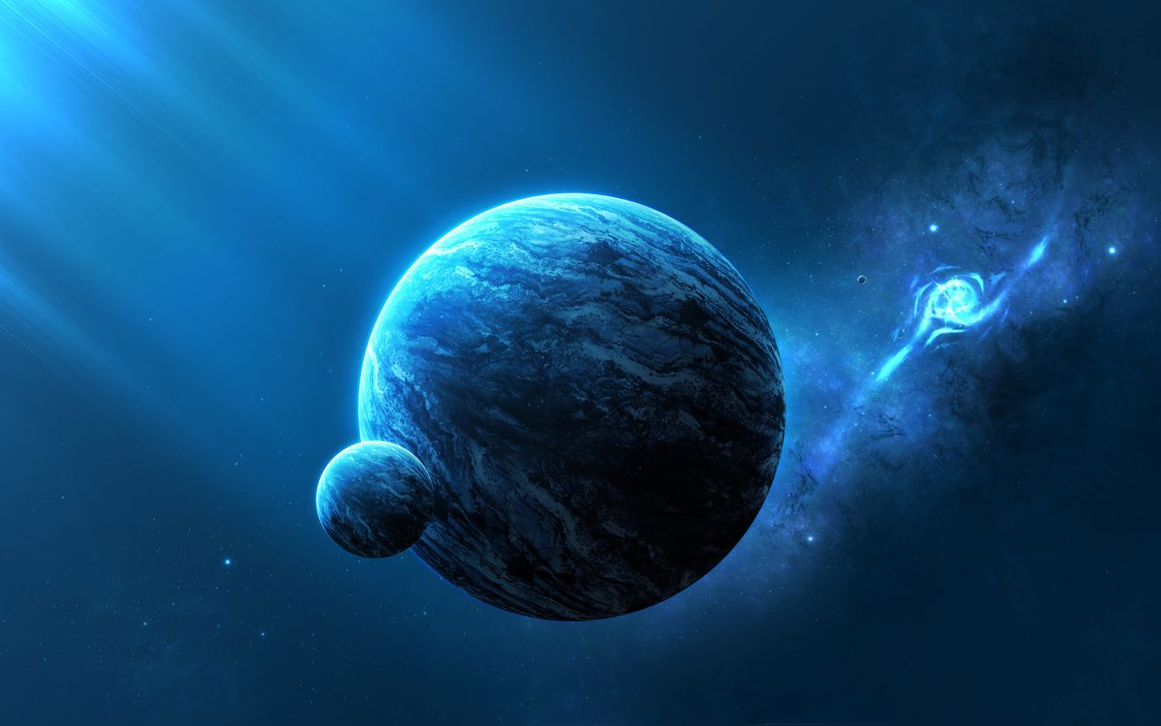 Space Wallpaper for android tablet pc Apple iPad 1280*800