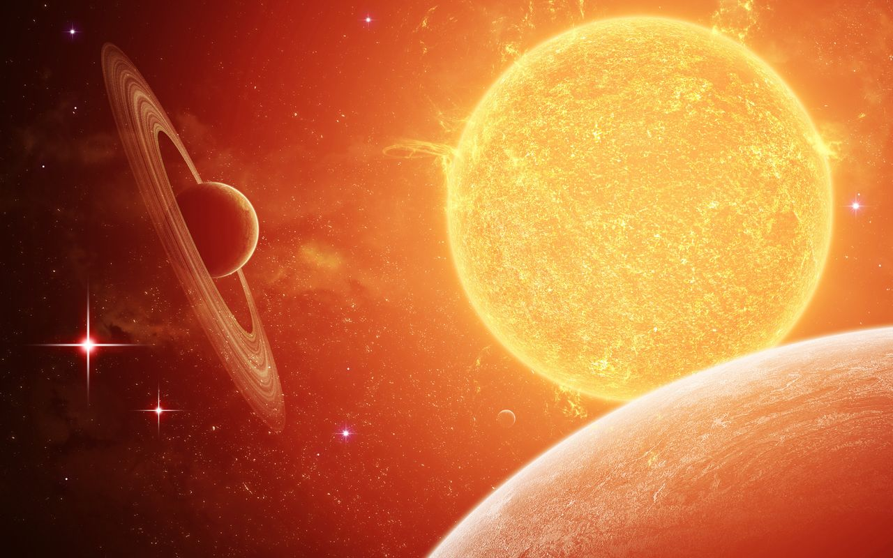 Space Free wallpaper for your tablet pc Apple iPad 2 1280x800