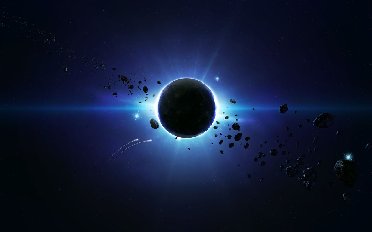 Space Wallpaper for your android tablet pc Acer Iconia Tab 1280x800