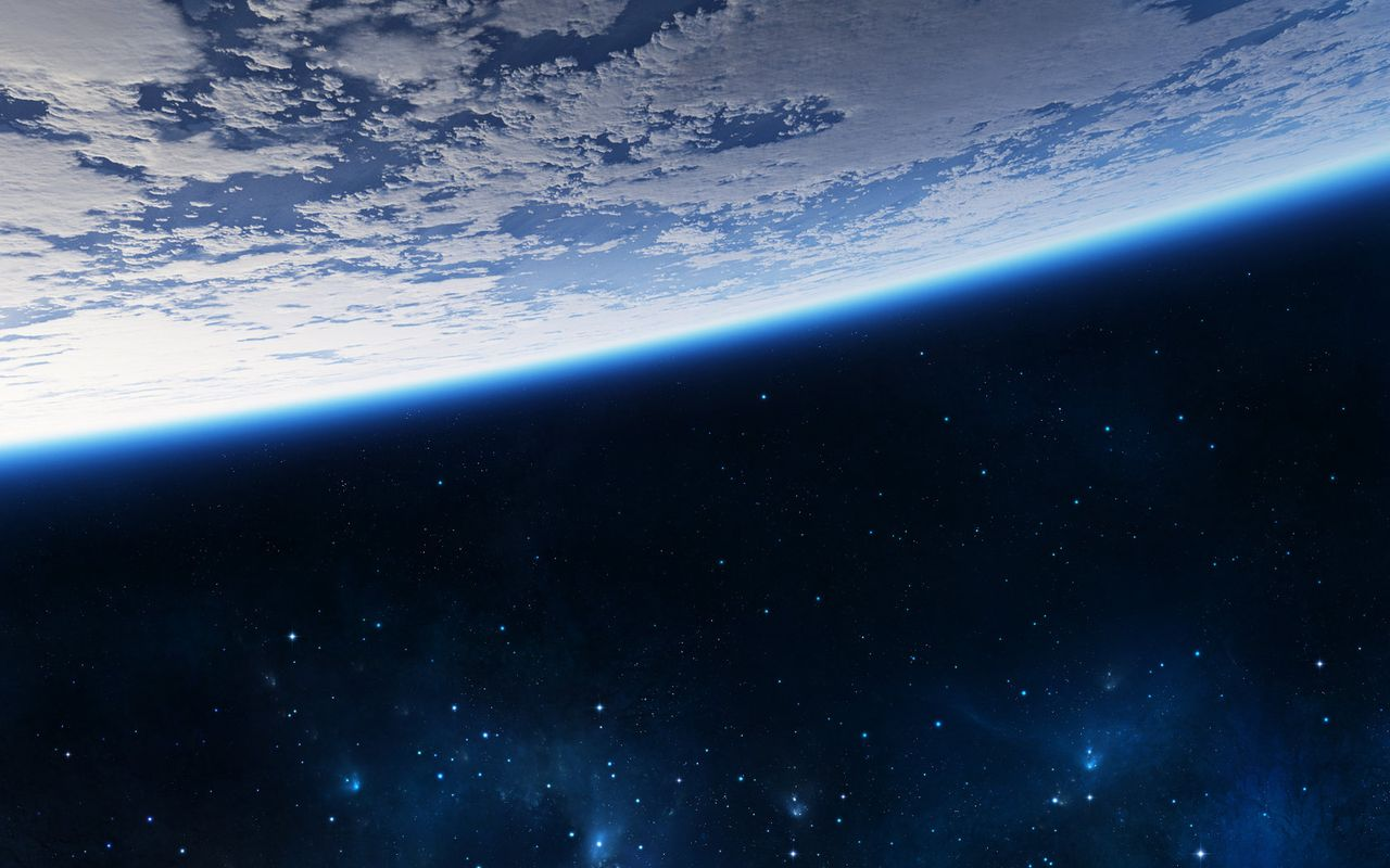 Space Wallpaper for your android tablet pc Archos 28 1280x800