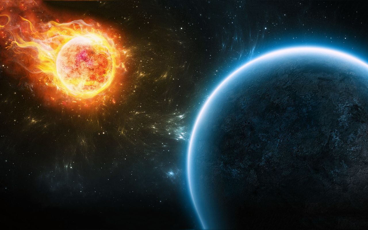 Beautiful space wallpapers for android tablet acer iconia tab 1280x800 voltagebd Images