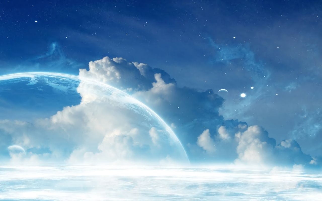 Space Image for your android tablet Apple iPad 2 1280*800
