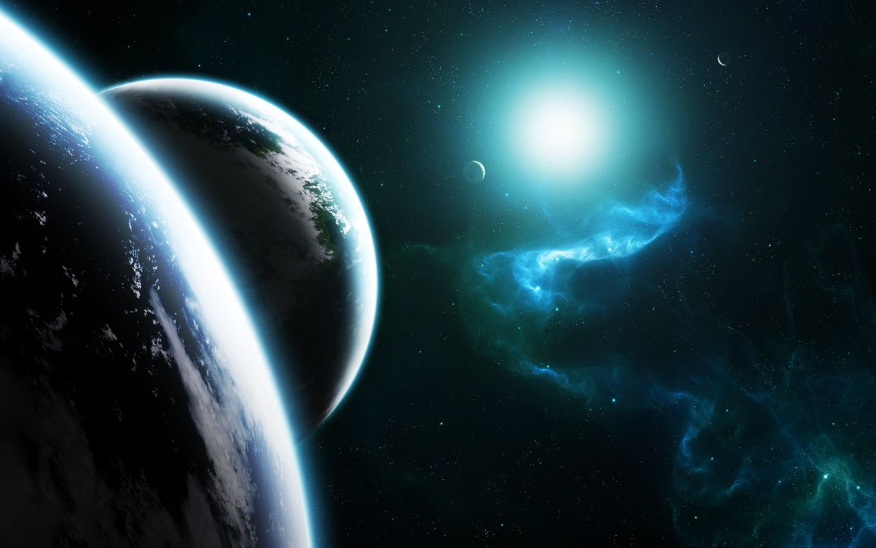 Space Image for android tablet Arnova 8 1280*800