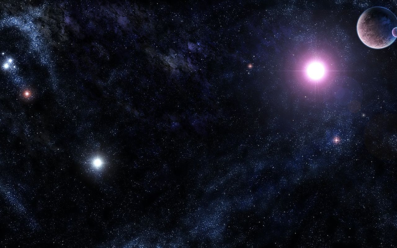 Space Free wallpaper for your tablet pc Acer Iconia Tab 1280x800