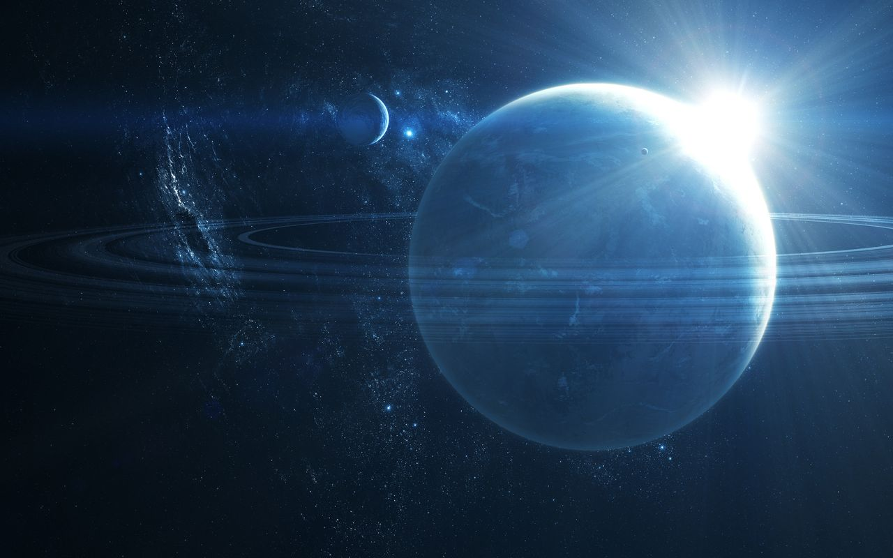 Space Background image for your android tablet pc MSI Wind Pad 1280*800