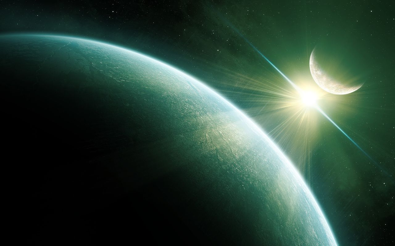 Space Free wallpaper for your tablet pc Archos 28 1280*800