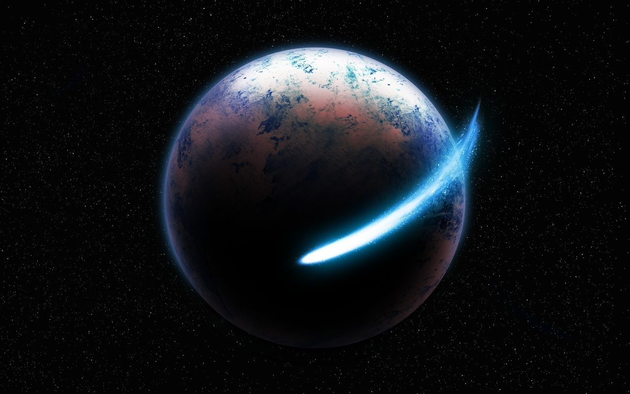 Space Wallpaper for your android tablet Acer Iconia Tab 1280*800